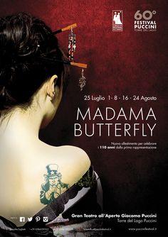 Madama Butterfly - 60.a Edizione del Festival Puccini