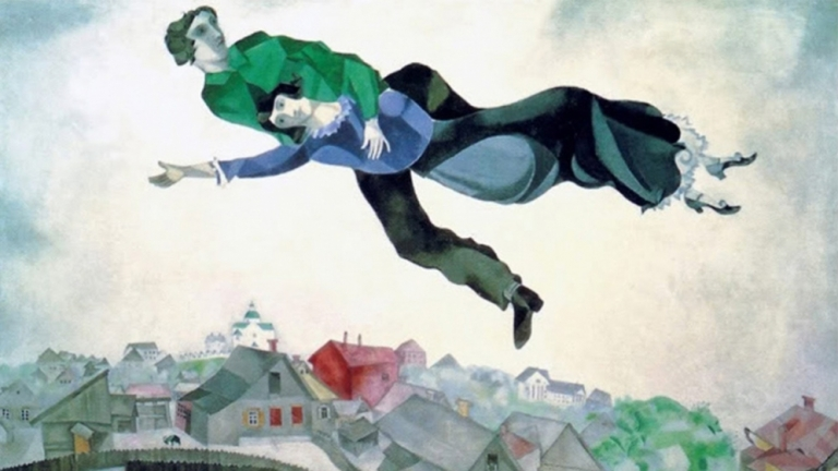 Chagall- Love and Life